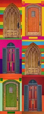 6doors Art Print