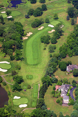 Photograph - 6th Hole Sunnybrook Golf Club 398 Stenton Avenue Plymouth Meeting Pa 19462 1243 by Duncan Pearson