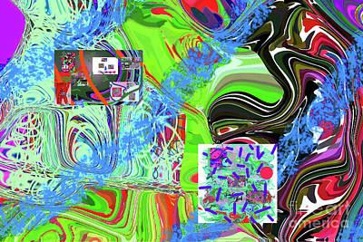 Digital Art - 7-15-2015b by Walter Paul Bebirian