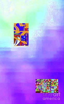 Digital Art - 7-5-2015abcdefghijk by Walter Paul Bebirian