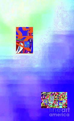 Digital Art - 7-5-2015abcdefghijklm by Walter Paul Bebirian