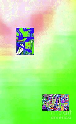 Digital Art - 7-5-2015abcdefghijklmnopqrtuvwxyz by Walter Paul Bebirian
