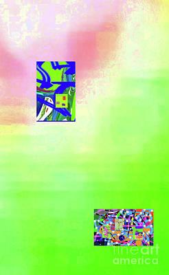 Digital Art - 7-5-2015abcdefghijklmnopqrtuvwxyza by Walter Paul Bebirian