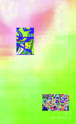 Digital Art - 7-5-2015abcdefghijklmnopqrtuvwxyzab by Walter Paul Bebirian