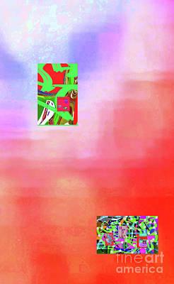 Digital Art - 7-5-2015abcdefghijklmnopqrtuvwxyzabcdefghijk by Walter Paul Bebirian