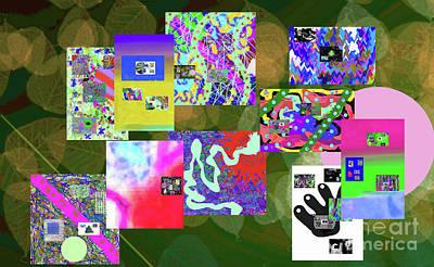 Digital Art - 7-5-2015d by Walter Paul Bebirian