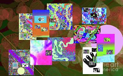 Digital Art - 7-5-2015dabc by Walter Paul Bebirian