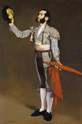Painting - A Matador by Edouard Manet