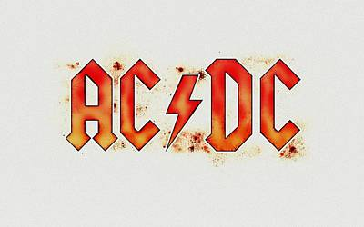 Fathers Day 1 - Ac/dc by Snowflake Obsidian