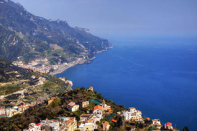 Ravello Photograph - Amalfi Coast by Joana Kruse