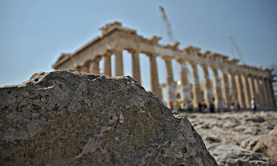 Photograph - Athens Greece by Cendrine Marrouat