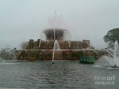 Buckingham Fountain Original