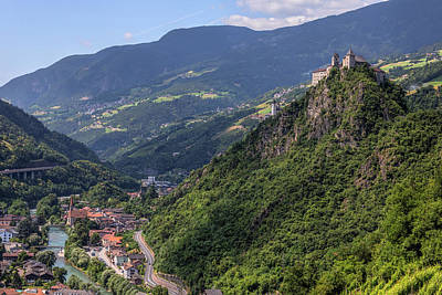Photograph - Chiusa - Italy by Joana Kruse