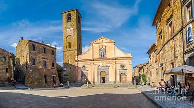 Italy Photograph - Civita Di Bagnoregio, Lazio, Italy by JR Photography