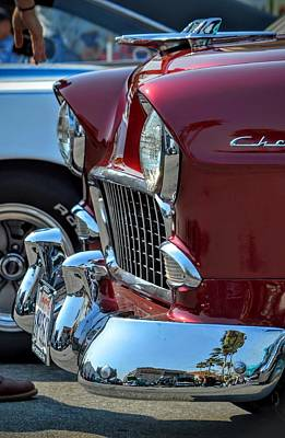 Photograph - Classic Chevy by Dean Ferreira