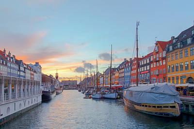Copenhagen - Denmark Art Print