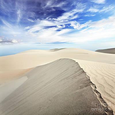 Sahara Photograph - Desert by MotHaiBaPhoto Prints