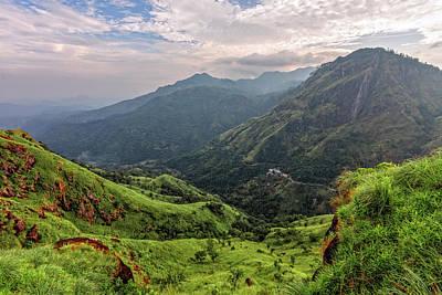 Photograph - Ella - Sri Lanka by Joana Kruse