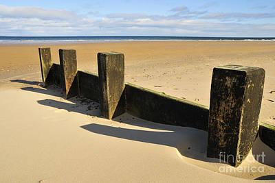 Scotland Photograph - Findhorn by Nichola Denny
