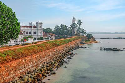 Photograph - Galle - Sri Lanka by Joana Kruse