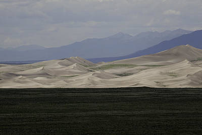 Photograph - Great Sand Dunes National Park by Scott Sanders