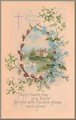 Photograph - Happy Easter by David and Lynn Keller