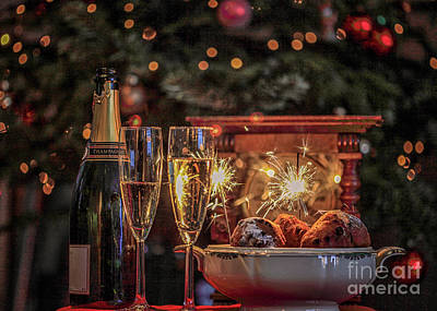 Photograph - Happy New Year by Patricia Hofmeester