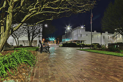 Photograph - Harrington Square by Jimmy McDonald