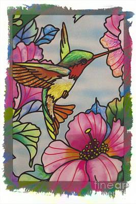 Photograph - Hummingbird by Paulette Thomas