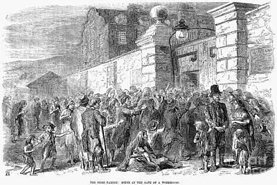 1846 Photograph - Irish Potato Famine, 1846-7 by Granger