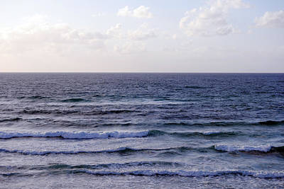 Photograph - Jaffa Beach 2 by Isam Awad