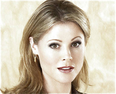 Julie Bowen Art Print Art Print by Best Actors