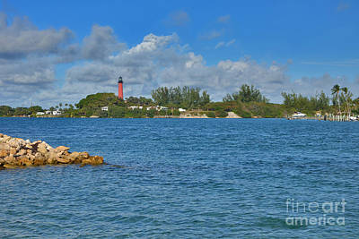 7- Jupiter Lighthouse Art Print
