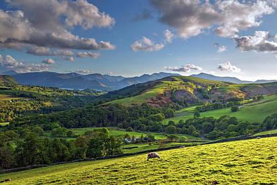Berge Photograph - Keswick - Lake District by Joana Kruse