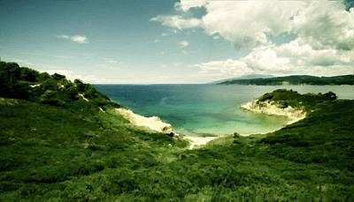 Summer Digital Art - Landscaped by Victoria Landscapes