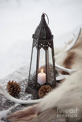 Photograph - Lantern by Kati Finell