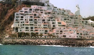 Hada Photograph - Las Hadas Resort by Ted Pollard