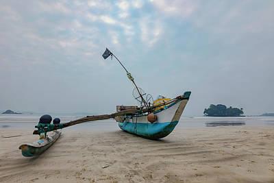 Photograph - Mirissa - Sri Lanka by Joana Kruse