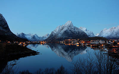 Snow Photograph - Norway by Jan Boesen