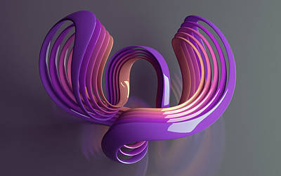 Curve Digital Art - Other by Maye Loeser