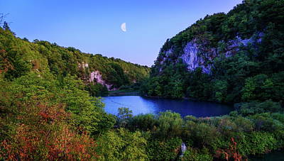 Photograph - Plitvice Lakes National Park by Alexey Stiop