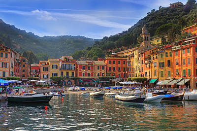 Bay Photograph - Portofino by Joana Kruse