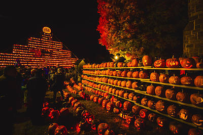 Photograph - Pumpkinfest 2015 by Robert Clifford