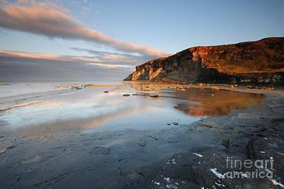 Bay Photograph - Saltwick Bay by Nichola Denny