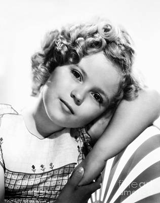 Shirley Temple (1928-  ) Art Print by Granger
