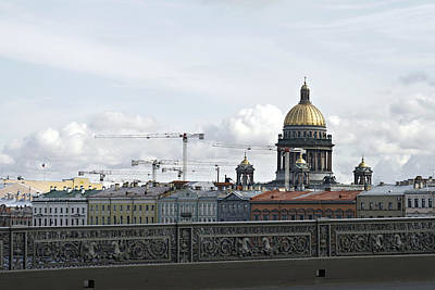Photograph - St. Petersburg by Masha Batkova