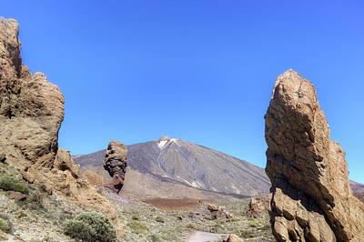 Tenerife Photograph - Tenerife - Mount Teide by Joana Kruse