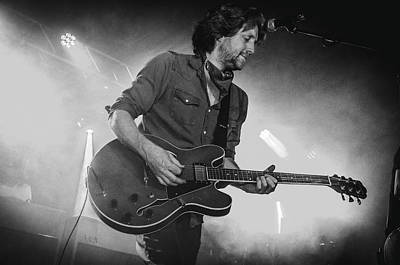 Photograph - Uk Foo Fighters Live @ O2 Academy Birmingham by Edyta K Photography