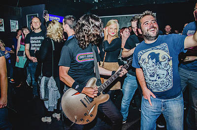 Photograph - Uk Foo Fighters Live At O2 Academy Oxford by Edyta K Photography