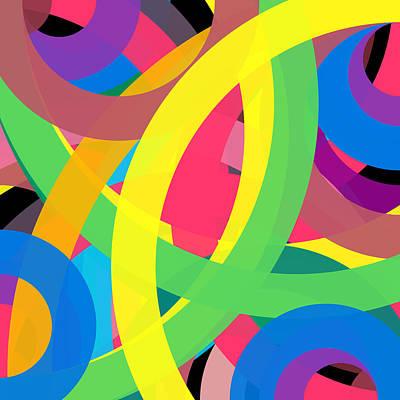 Drawing - 701408733 - Phi Word Circle by REVAD David Riley